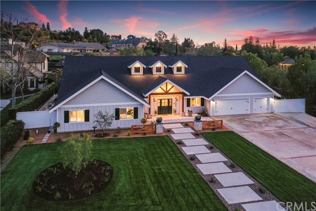 One of Farm Yorba Linda Homes for Sale at 4066  Live Oak Lane