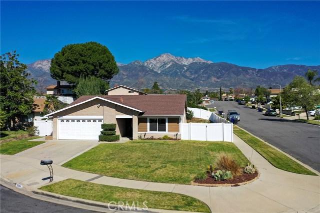 10584 Valinda Court, Rancho Cucamonga, CA 91701