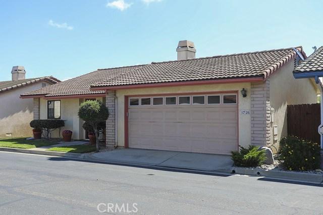 1726 Rio Vista Lane, Santa Maria, CA 93454