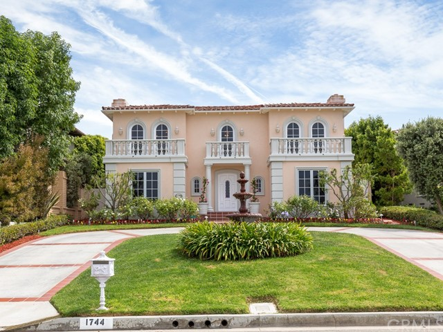 1744 Paseo Del Mar, Palos Verdes Estates, California 90274, 4 Bedrooms Bedrooms, ,5 BathroomsBathrooms,Single family residence,For Sale,Paseo Del Mar,WS19224697