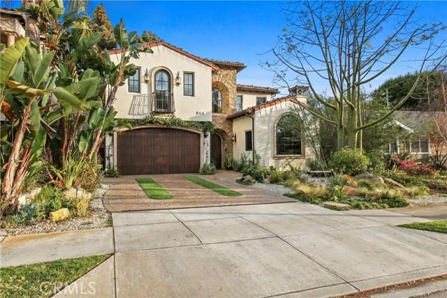 814 S Juanita Avenue, Redondo Beach, CA 90277