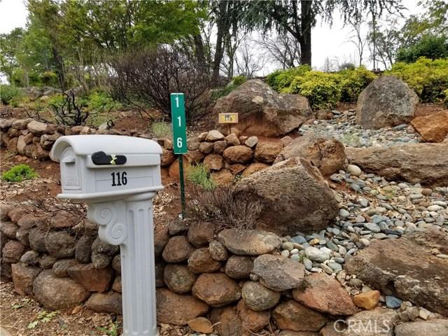 116 Valley Ridge Drive, Paradise, CA 95969