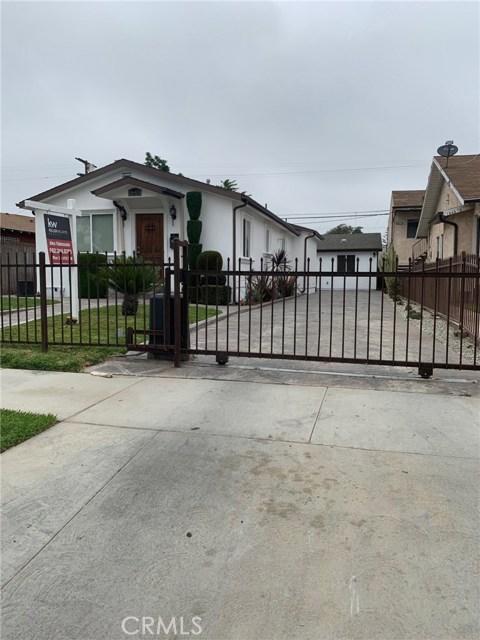 1645 W 69th Street, Los Angeles, CA 90047