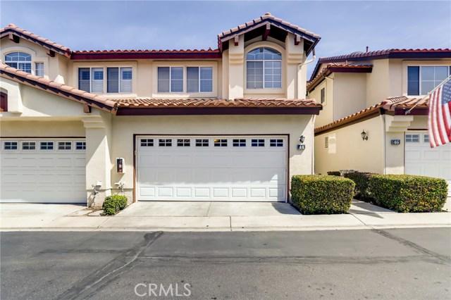 44 Via Lampara, Rancho Santa Margarita, CA 92688