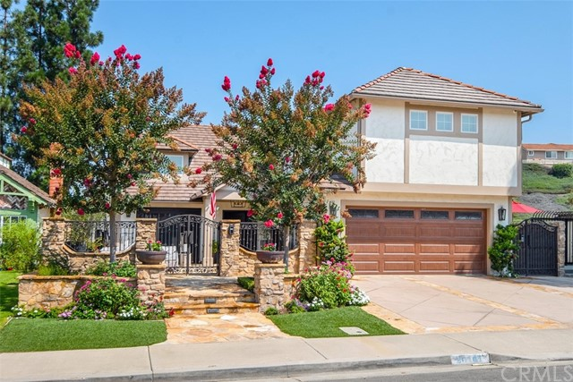 Professional landscape design adds to beautiful curb appeal!