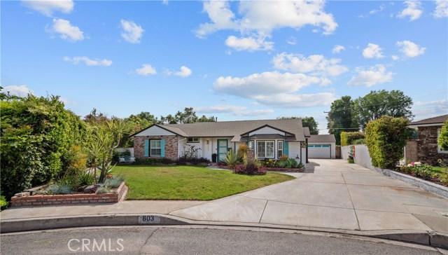 803 Oakwood Avenue, Glendora, CA 91741