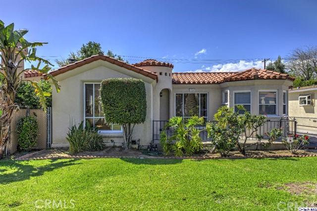 1143 N Jackson Street, Glendale, CA 91207