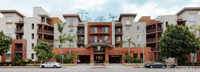 Savoy resort-style community with 303 units