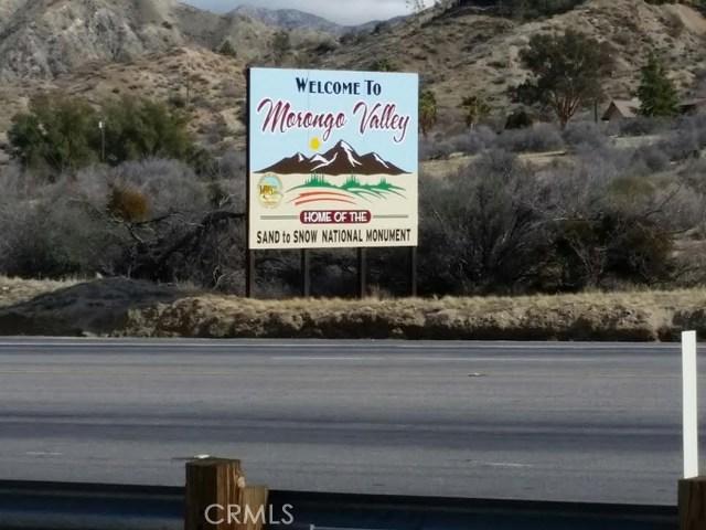 0 TWENTYNINE PALMS HWY, Morongo Valley, CA 92256