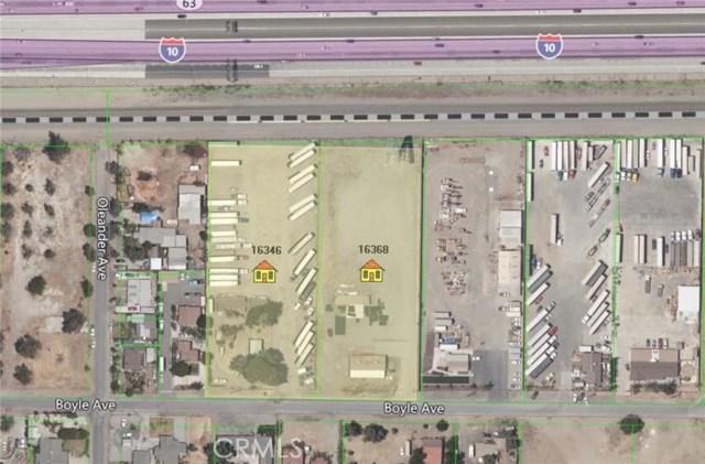 16346 Boyle Avenue, Fontana, CA 92337