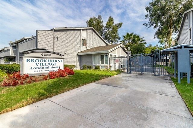 Gated community in the heart of Anaheim.