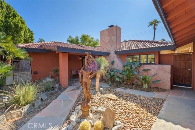 1263 E Tachevah Dr, Palm Springs, CA 92262