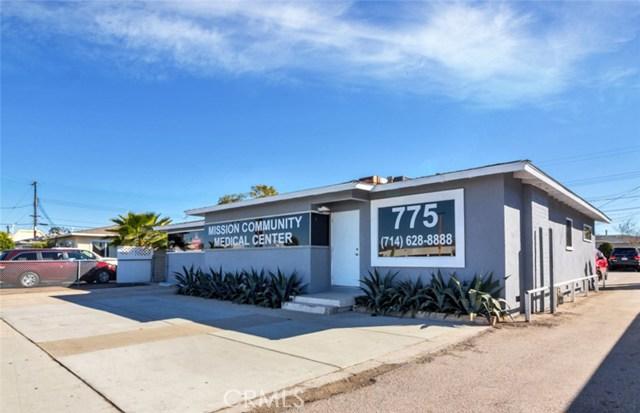 775 N Tustin Street, Orange, CA 92867