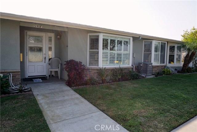 13301 Twin Hills Drive 59F  M12, Seal Beach, CA 90740