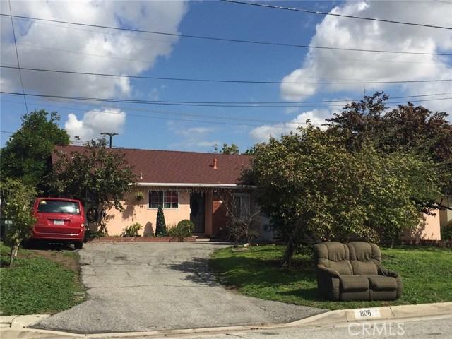 806 Ashcomb Drive, La Puente, CA 91744