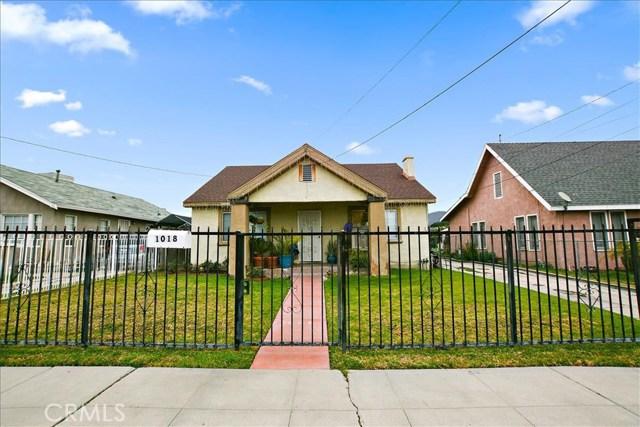 1018 W 15th Street, San Bernardino, CA 92411