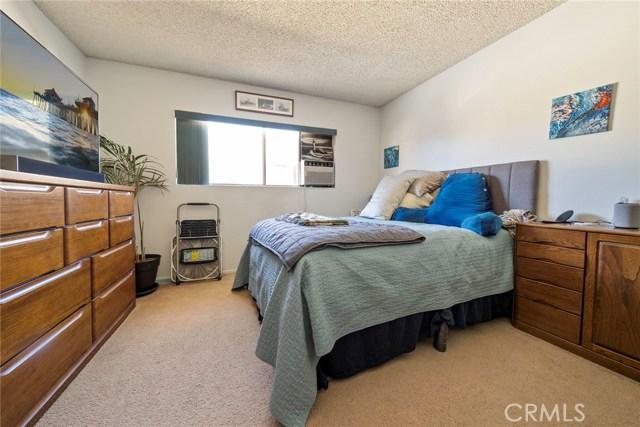 Unit D: Master bedroom