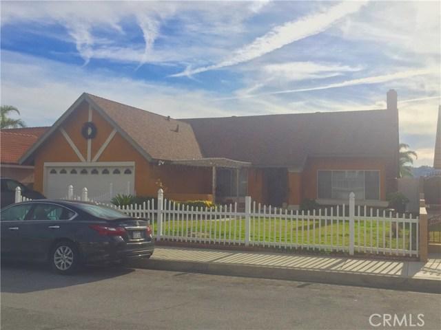 16846 Park Rock Drive, La Puente, CA 91744