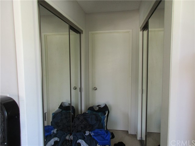 Unit#1 Two closets in bedroom
