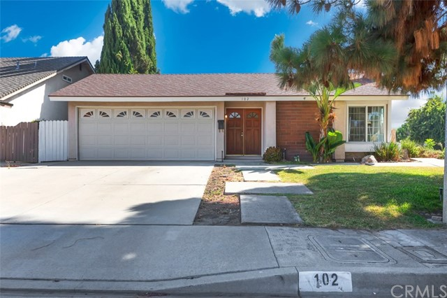 102  Costa Bella Drive, Walnut in Los Angeles County, CA 91789 Home for Sale