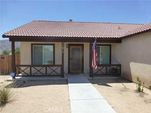 71675 Sun Valley Drive, 29 Palms, CA 92277