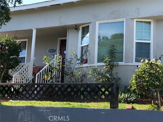 21217 Shearer Avenue, Carson, California 90745, 3 Bedrooms Bedrooms, ,2 BathroomsBathrooms,Single family residence,For Sale,Shearer,PW19011609