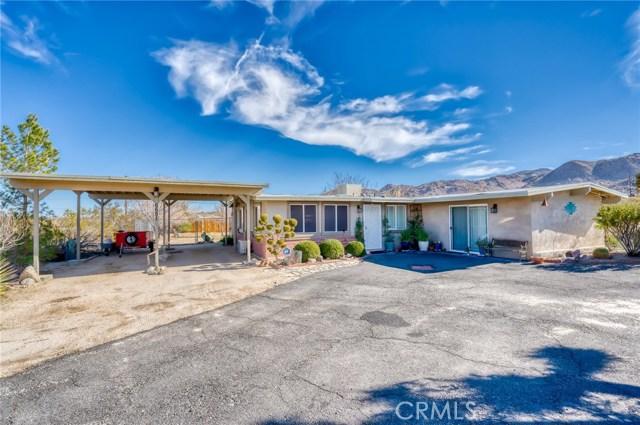6651 Mount Shasta Avenue, Joshua Tree, CA 92252