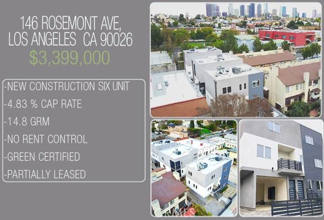 146 Rosemont, Echo Park, CA 90026