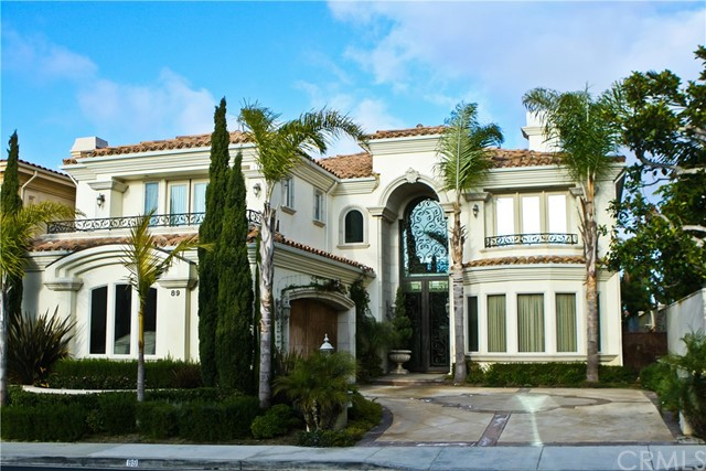 89  Ritz Cove Drive, Monarch Beach, California