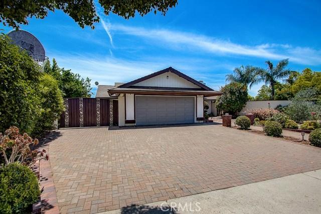 1550 Sequoia Avenue, Placentia, CA 92870