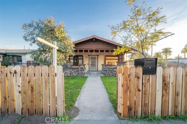 471 Magnolia Avenue, San Bernardino, CA 92405