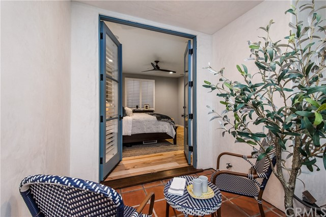 Enjoy this little oasis situated just off the Master Suite.