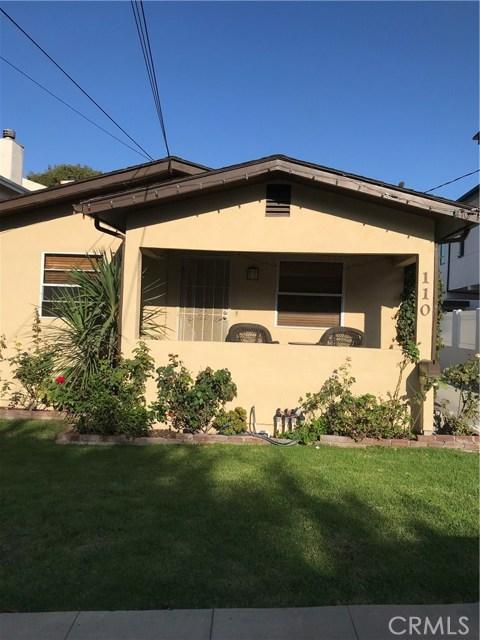 110 Irena Avenue, Redondo Beach, California 90277, 3 Bedrooms Bedrooms, ,1 BathroomBathrooms,For Rent,Irena,SB20210217