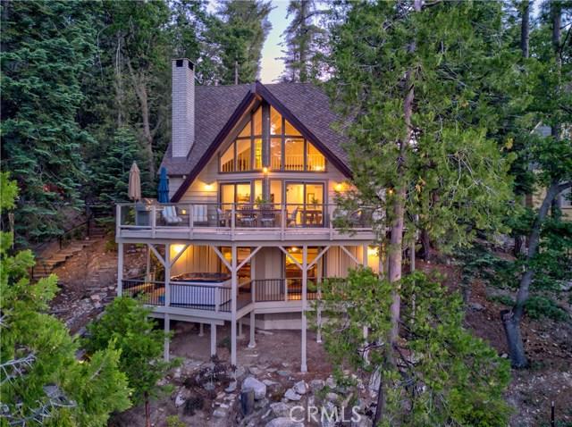 169 Rocky Point Road, Lake Arrowhead, CA 92352