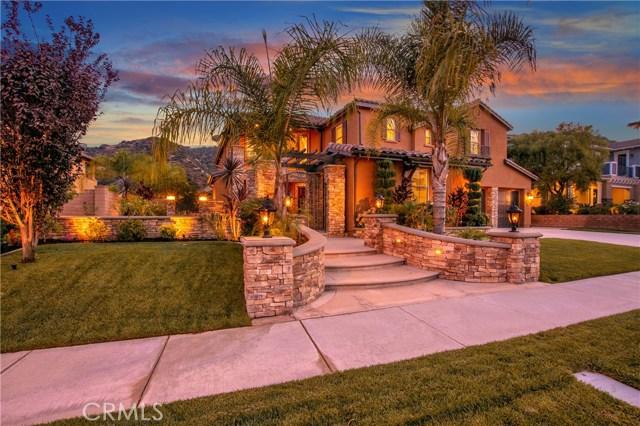 Photo of 8237 Sunset Rose Drive, Corona, CA 92883