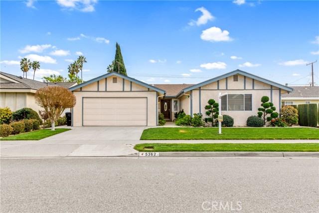 5362 Trinette Avenue, Garden Grove, CA 92845
