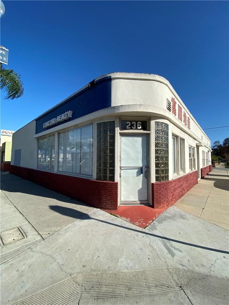 236 E Garvey Avenue, Monterey Park, CA 91755