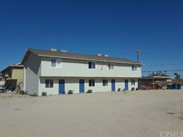 9825 N Loop Boulevard, California City, CA 93505