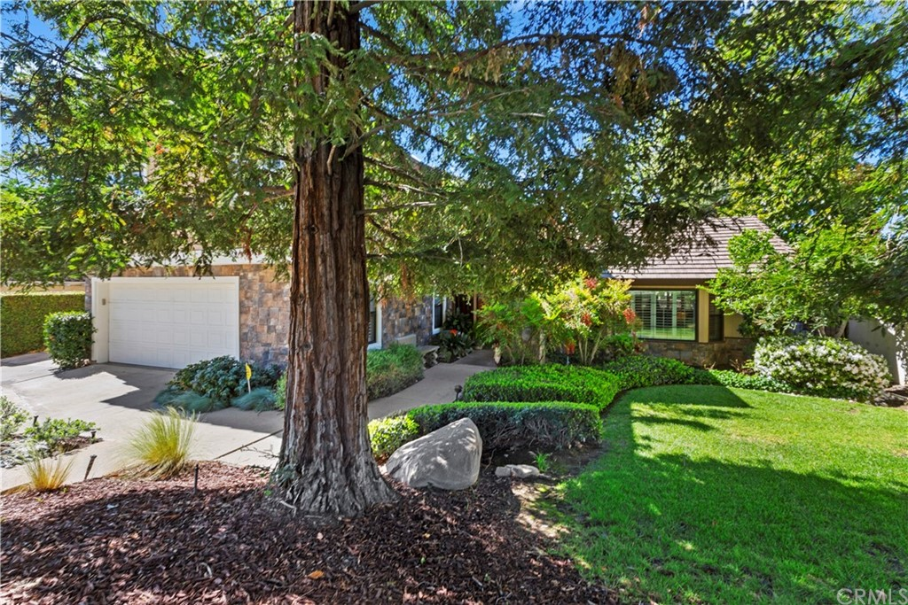 DISCOVER YOUR NEW LIFESTYLE NESTLED HERE IN THE CITY OF UPLAND, WITH STYLISH TOUCHES THAT WILL SURELY IMPRESS! THIS TWO STORY 4 BDRM 3.5 BATH RESIDENCE PROVIDES 3130 SQ. FT. OF USABLE SPACE. A LOT SIZE JUST OVER 11,000 SQ. FT., GIVING YOU A SPACE TO ENTERTAIN IN YOUR VERY OWN, DREAM HOME! DOWNSTAIRS FEATURES: DOUBLE DOOR ENTRY, HIGH-CEILINGS TOPPED IN ELEGANT CROWN MOLDING, MILGARD DOUBLE PANED WINDOWS W/ BUILT IN SHUTTERS, INTERIOR NEWLY PAINTED, NEW CERAMIC FLOORING DONE IN A WOOD STYLE DESIGN, HOST YOUR GUESTS IN YOUR PRIVATE LIVING/DINING ROOM AREA. RELAX IN YOUR NICE SIZE FAMILY ROOM THAT ELEGANTLY SHOWCASES A BRONZE INWALL GAS FIREPLACE; FULL SIZE BAR W/SINK AND A BUILT IN CUSTOM DESK W/ A GRANITE TOP FINISH. NEWLY REMODELED KITCHEN; CUSTOM CABINETRY IN A MODERN DESIGN W/ A SELF CLOSING FEATURE, BEAUTIFUL CAMBRIA COUNTERTOPS, NEW APPLIANCES, TRASH COMPACTOR AND RECESS LIGHTING AND SO MUCH MORE. UPSTAIRS FEATURES: RICH OAK FLOORING THROUGHOUT, A MASTER SUITE W/ GAS BURNING FIREPLACE; W/ A REMODELED MASTER BATH, DONE IN A TASTEFUL TWIST OF ELEGANCE! ALSO, ENJOY THE VIEW THAT THE MASTER BALCONY HAS TO OFFER. YOU'LL ALSO FIND 3 GREAT SIZE BEDROOMS W/ WALL TO WALL CLOSETS.  ELECTRICAL ADVANTAGES: MIJAC ALARM SYSTEM AND AUGUST LOCK AVAILABLE TO OPERATE BY USE OF YOUR SMARTPHONE THROUGHOUT THE HOME, PLUS IT INCLUDES RING DOORBELL W/MOTION DETECTION, LED OUTSIDE LIGHTING, SOLAR PANELS FOR LOWER ENERGY COSTS AND ETHERNET WIRING, CENTRAL HEAT HUMIDIFIER, FIOS FIBER OPTICS AND 6 CEILING FANS INCLUDED. ADDITIONAL UPGRADES: A 110 SQUARE FEET ROOM FULLY CARPETED W/ IT'S OWN A/C UNIT WAS CREATED BY USING SPACE FROM THE GARAGE. OUTDOOR LIVING: THIS INCREDIBLE PRIVATE BACKYARD SOLICITS YOUR IMAGINATION FOR NEW OUTDOOR LIVING IDEAS AND PEACEFUL ENJOYMENT; IF YOU ALWAYS WANTED TO DESIGN YOUR VERY OWN CUSTOM POOL, WELL THIS YARD GIVES YOU THAT CHANCE! RV PARKING W/ ALREADY ELECTRICAL LINE AND DRAIN READY, PLUS AN OVERSIZED GARAGE. CURB APPEAL BOTH IN FRONT AND IN BACK ARE SURROUNDED W/ LUSH GREENERY.  ENJOY YOUR FRUIT TREES IN APPLES, LEMONS, ORANGES AND LIMES. ENTERTAIN YOUR GUESTS UNDER THE COVERED PATIO BEAUTIFULLY DONE W/ SLATE FLOORING. PLUS TAKE ADVANTAGE OF THE SEPARATE HOSTING AREA IN YOUR QUAINT GAZEBO! COME AND DREAM YOUR NEW BEGINNINGS IN THIS HOME, WHILE IT'S STILL AVAILABLE!