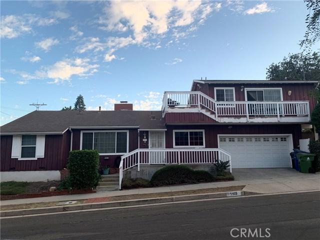 1103 W Crestwood Avenue, San Pedro, CA 90732