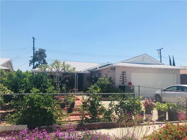 3418 Van Wig Avenue, Baldwin Park, CA 91706