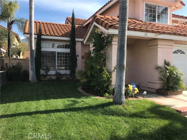 16 Bergenia, Rancho Santa Margarita, CA 92688