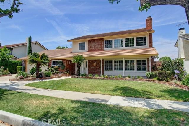 2535  Burly Avenue, Orange, California