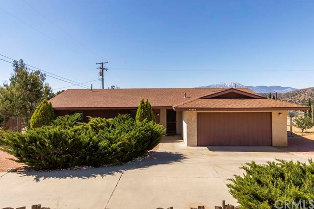 48805 Mockingbird Lane, Morongo Valley, CA 92256