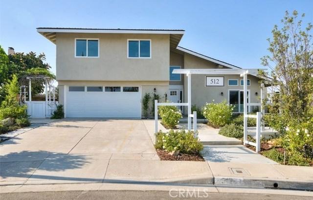 512 S Circulo Lazo, Anaheim Hills, CA 92807