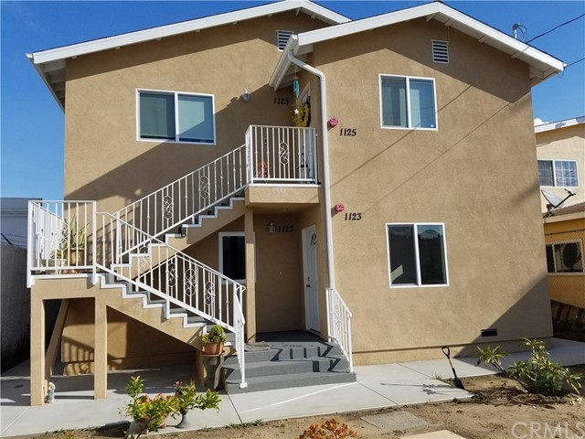 1123 Anaheim, Wilmington, California 90744, ,Residential Income,For Sale,Anaheim,RS19068608