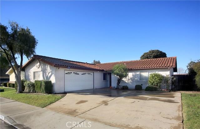 1707 La Salle Drive, Santa Maria, CA 93454