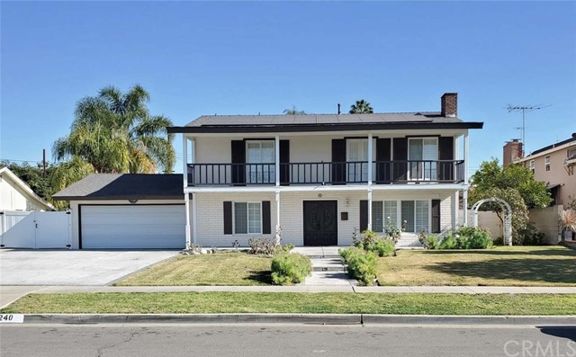 Photo of 240 S Brentwood Place, Anaheim, CA 92804