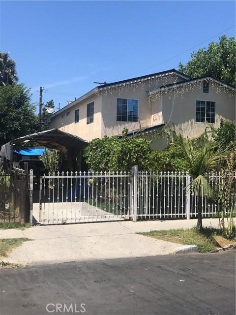 3607 Adair Street, Los Angeles, CA 90011