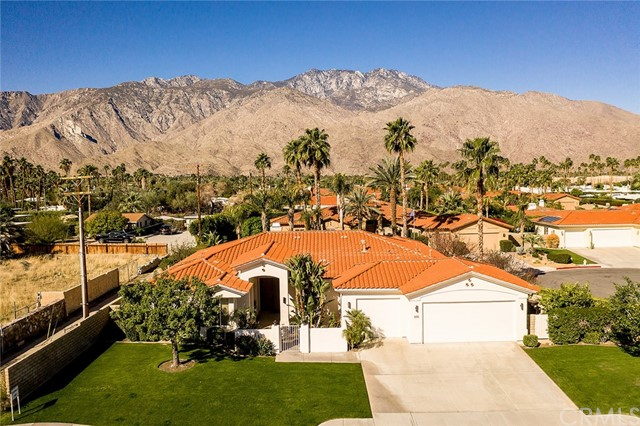 1951 S Araby Drive, Palm Springs, CA 92264